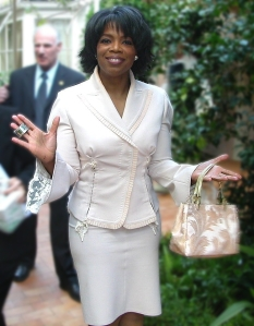 Figure 1. Oprah Winfrey, photo by Alan Light [CC-BY-2.0 (http://creativecommons.org/licenses/by/2.0)], via Wikimedia Commons.