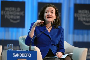 Figure 4. Sheryl Sandberg, By World Economic Forum [CC-BY-SA-2.0 (http://creativecommons.org/licenses/by-sa/2.0)], via Wikimedia Commons.