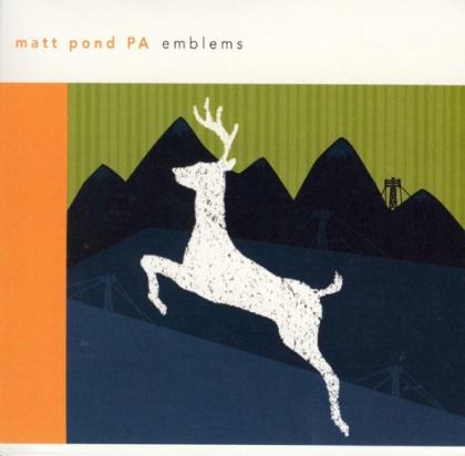 Matt Pond PA, Emblems album art (2004)